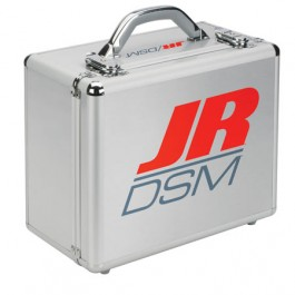 JRPA720 - Maleta JR DSM Pro de alumínio single - JR