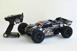 KYO31097SB - DST tipo 2 C/GRX18 e KT200 2.4GHZ - Kyosho