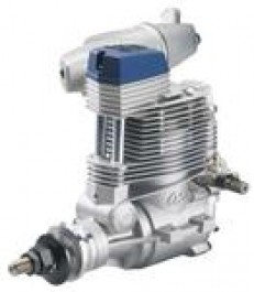 OSM35410 - Motor O.S. 110 FS ALPHA (60Y) com escape F-5040 - O.S. Engine