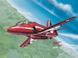 REV04622 - BAe Hawk T. Mk. 1 Red Arrow - Revell