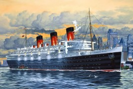 REV05203 - Queen Mary - 1/570 - Revell