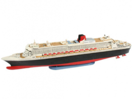 REV05808 - Queen Mary 2 1/1200 - Revell