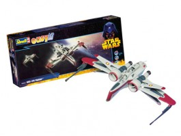 REV06653 - Easykit Star Wars ARC-170 Fighter - Revell