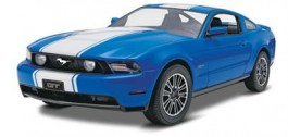 REV854272 - Mustang GT Coupe 2010 - 1/25 - Revell