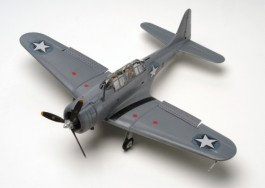 REV855249 - Dauntless SBD - 1/48 - Revell
