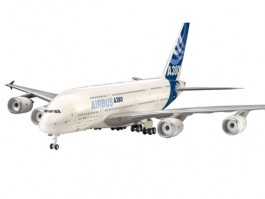 REV04218 Airbus A 380 - 1/144 - Revell