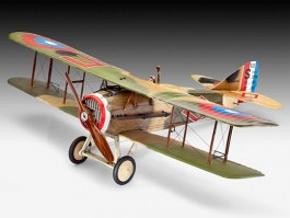 REV04730 SPAD XIII WWI Fighter - 1/28 - Revell