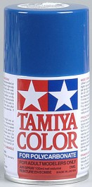 TAMR8604 - 86004 PS-4 Tinta spray Blue (azul) - Tamiya