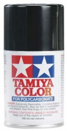 TAMR8605 - 86005 PS-5 Tinta spray Black - Tamiya