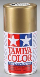 TAMR8613 - 86013 PS-13 Tinta spray Gold (dourado) - Tamiya