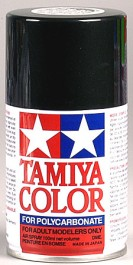 TAMR8623 - 86023 PS-23 Tinta spray Gun Metal - Tamiya