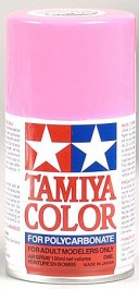 TAMR8629 - 86029 PS-29 Tinta spray Fluorescent Pink - Tamiya
