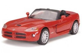 TES630016 - Dodge Viper SRT-10 metal escala 1/32 - Testors