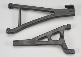 TRAX5331 - Suspension arms upper-lower, right front (R) - Traxxas